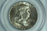 1952 FRANKLIN HALF DOLLAR PCGS MS65 TONED