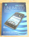 AT&T ZTE Maven 3 Z835 4G LTE 8GB Android Prepaid Smartphone *BRAND NEW*