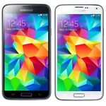 New Samsung Galaxy S5 SM-G900V 16GB Verizon + GSM Unlocked 4G LTE White Black