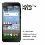 Net10 TCL LX 4G LTE Prepaid Cell Phone