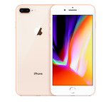 NEW Sealed Apple iPhone 8 Plus A1897 64G AT&T GSM Unlocked Gold