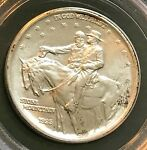 1925 STONE MOUNTAIN COMMEMORATIVE PCGS MS64 OGH SUPERB LOOKS BETTER CHN