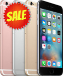 APPLE iPHONE 6S (FACTORY UNLOCKED) AT&T VERIZON T-MOBILE 4G GSM LTE 16 64 128