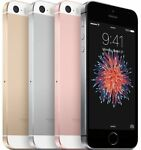 Apple iPhone SE 16/32/64/GB, AT&T GSM Unlocked Smartphone, Gold - Gray - Silver