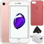 Apple iPhone 7 256GB - Gold (Unlocked) Bundle