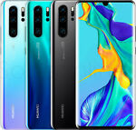 "Huawei P30 Pro 128GB VOG-L29 Dual Sim FACTORY UNLOCKED 6.47"" 8GB RAM 40MP NEW"