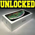 Apple iPhone XS 64GB (FACTORY UNLOCKED) BLACK┇SPACE GRAY (GSM + CDMA)  *SEALED*
