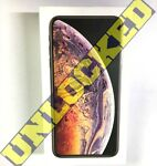 Apple iPhone XS 64GB GOLD (FACTORY UNLOCKED) Verizon │ AT&T │T-Mobile  *SEALED*