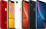 Apple iPhone XR 64GB T-mobile Red, Black,White & Coral