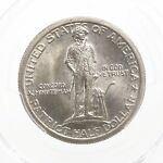 1925 LEXINGTON 50C PCGS CERTIFIED MS66 MINT STATE SILVER HALF DOLLAR COMMEM COIN