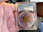 SCARE PCGS MS64 1911 $2.5 INDIAN GOLD COIN BEAUTIFUL COIN A REAL PEACH
