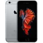 Apple iPhone 6S - 16GB - Space Gray - (Factory GSM Unlocked; AT&T / T-Mobile)