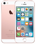 Apple iPhone SE 32GB Rose GOLD Straight talk + Tracfone Ready USE CLEAN ESN
