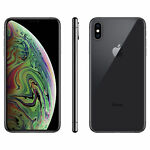 Apple iPhone XS Max A1921 512GB Space Gray Fully Unlocked (GSM+CDMA) Smartphone