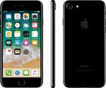 Apple iPhone 7 - 128GB Jet Black Factory GSM Unlocked AT&T T-Mobile Smartphone