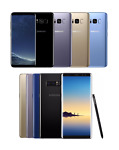 Samsung Galaxy S8 S8 Plus & Note 8 Verizon AT&T T-Mobile GSM Unlocked Smartphone