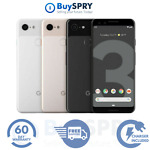 Google Pixel 3 128GB Factory Verizon + GSM Unlocked (AT&T / T-Mobile) Smartphone