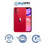 Apple iPhone 11 128GB Red Verizon T-Mobile AT&T Fully Unlocked Smartphone