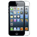 "Apple iPhone 5 16GB ""Factory Unlocked"" Black and White Smartphone"