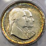 1926 SESQUCENTENNIAL OF AMERICAN INDEPENDENCE PCGS AU55