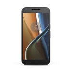 Motorola MOTO G4 4th Gen XT1625 32GB Black Smartphone Unlocked