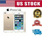 Apple iPhone 5S 16/32/64GB 4G (GSM & CDMA) Unlocked Smartphone AT&T T-Mobile