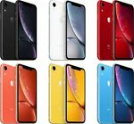 Apple iPhone XR 256GB|128GB|64GB| GSM Factory Unlocked T-Mobile AT&T Cricket