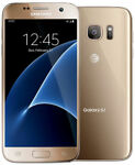 """New Samsung Galaxy S7 G930a AT&T Unlocked 32GB Android Smartphone 5.1"""" 12MP Gold"""