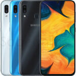 Samsung Galaxy A30 SM-A305G/DS 32GB Dual Sim (FACTORY UNLOCKED) 16MP 6.4""