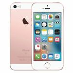 """New"" Apple iPhone SE - 32GB - Rose Gold (Tmobile Network only) A1662"