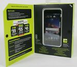 "Straight Talk ZTE ZFIVE C Prepaid 4G LTE 16GB Android Smartphone 5"" Touchscreen"