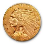 1909 $5 INDIAN HEAD PCGS MS 63  PLUS GRADE CAC APPROVED ORIGINAL