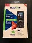 BRAND NEW & SEALED Samsung S150G Black TracFone Cellular Phone FREE SHIPPING