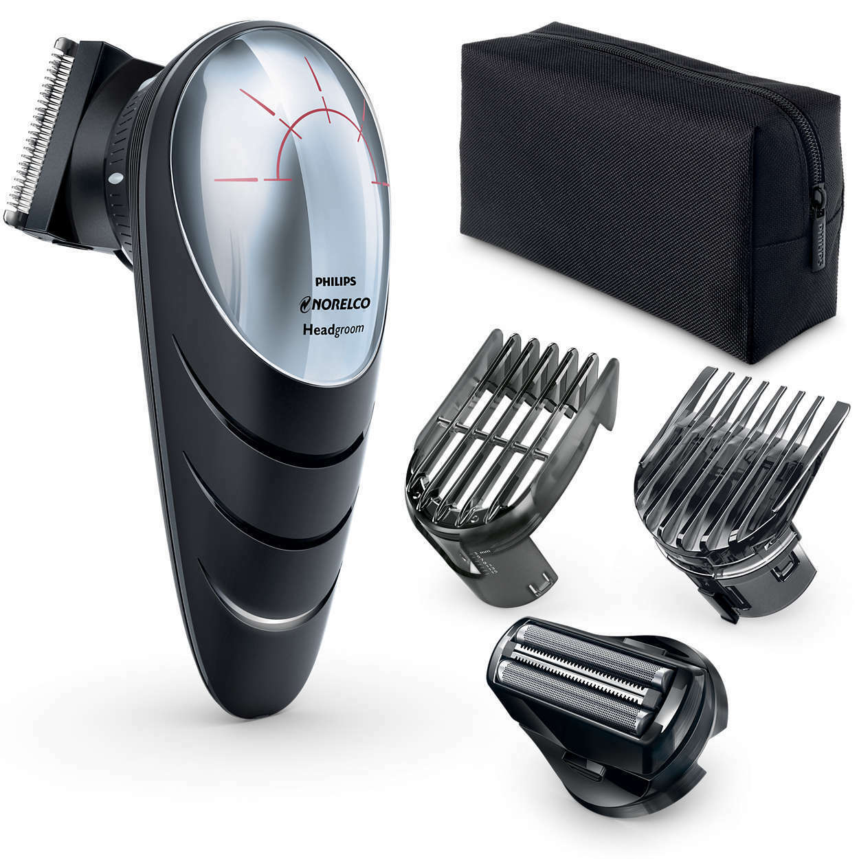 Philips Norelco QC5580/40 Do-It-Yourself Hair Clipper Pro , New