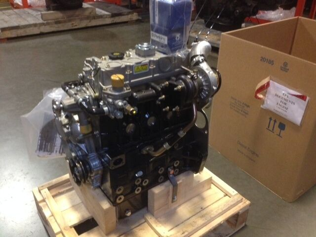 CAT 3024C, 3024D, C2.2 NEW SKID STEER DIESEL PERKINS 404D-22T ENGINE