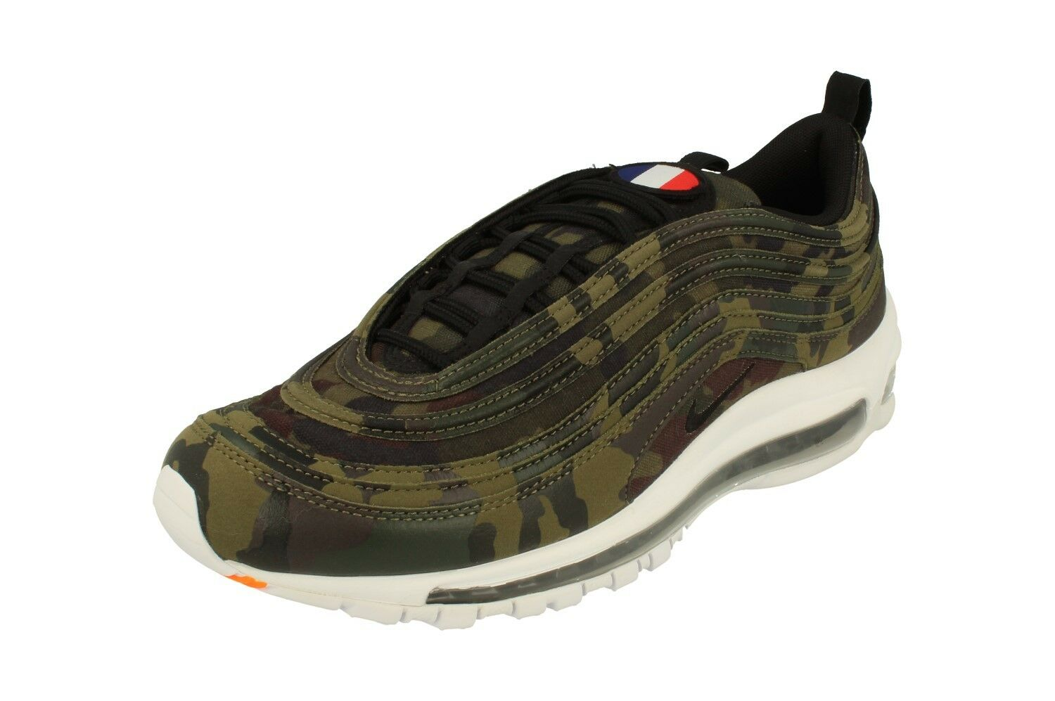 Nike Air Max 97 Premium QS Mens Running Trainers Aj2614 Sneakers Shoes 200