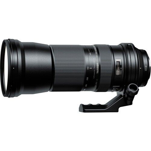 TAMRON SP 150-600mm f5-6.3 Di VC USD TELEPHOTO LENS FOR NIKON DSLRs A011N