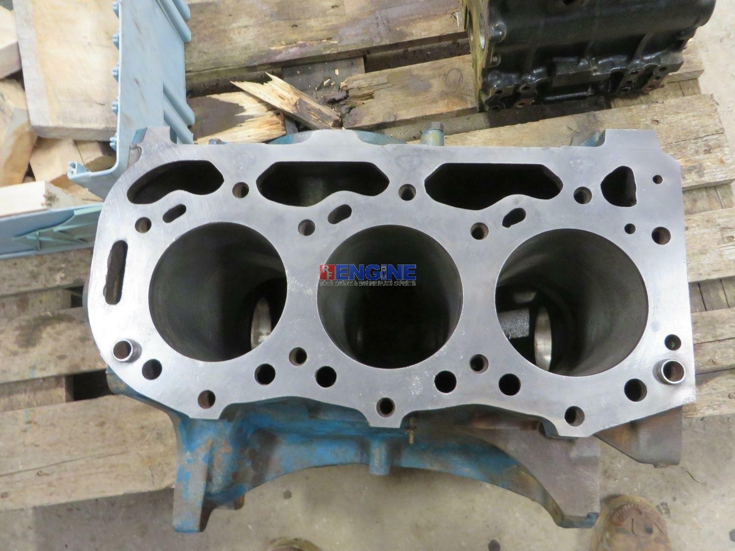 Ford / Newholland 158 Engine Block Good Used C7NN6015S