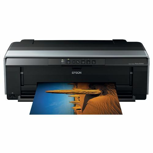 Epson Stylus Photo R2000 Digital Photo Inkjet Printer,brand new never open