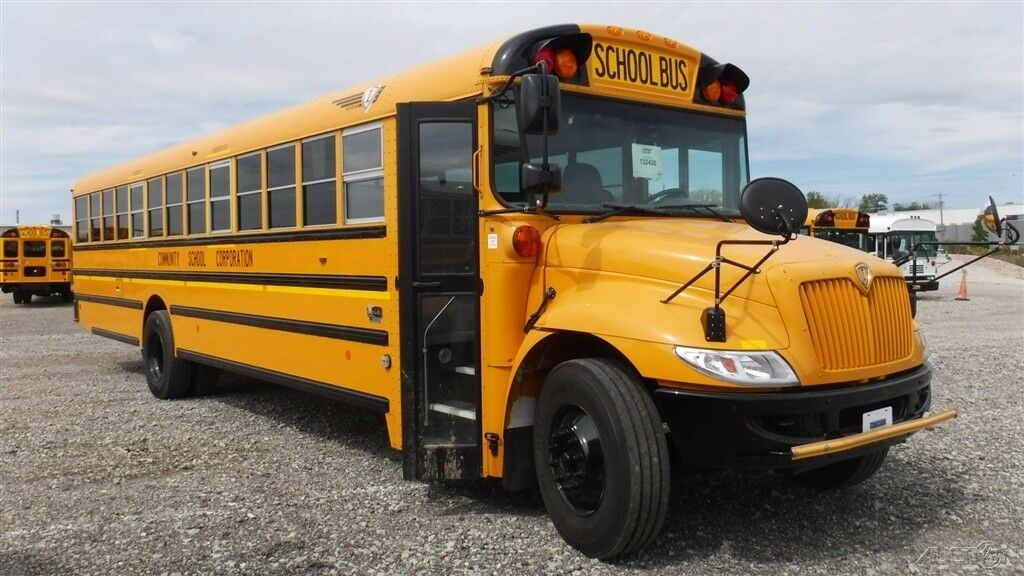 USED 2014 IC CE School Bus 77 Passenger - 132420WT
