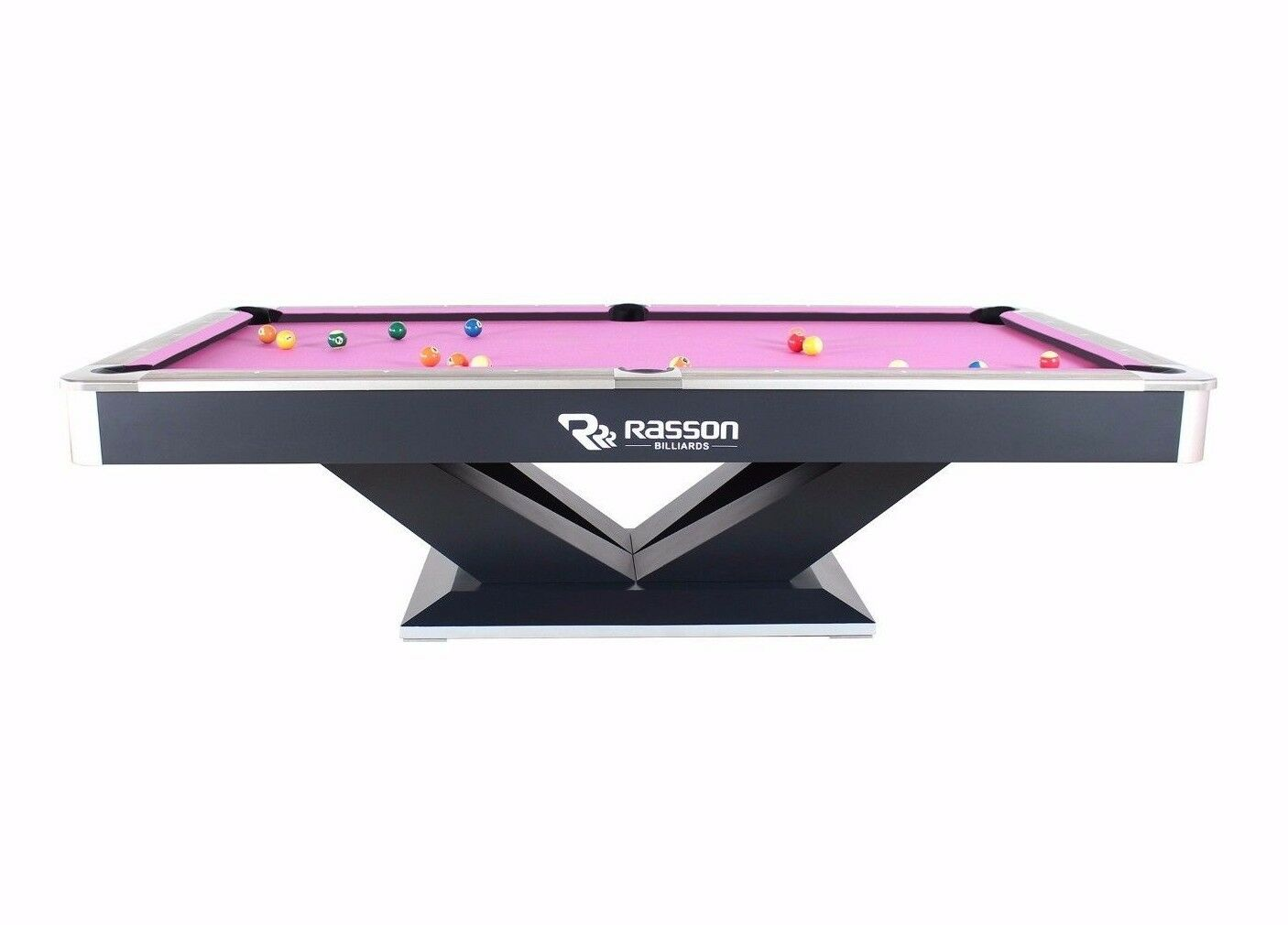 Rasson Pool Table 9' Pro Victory Tournament Commercial w/ FREE Shipping