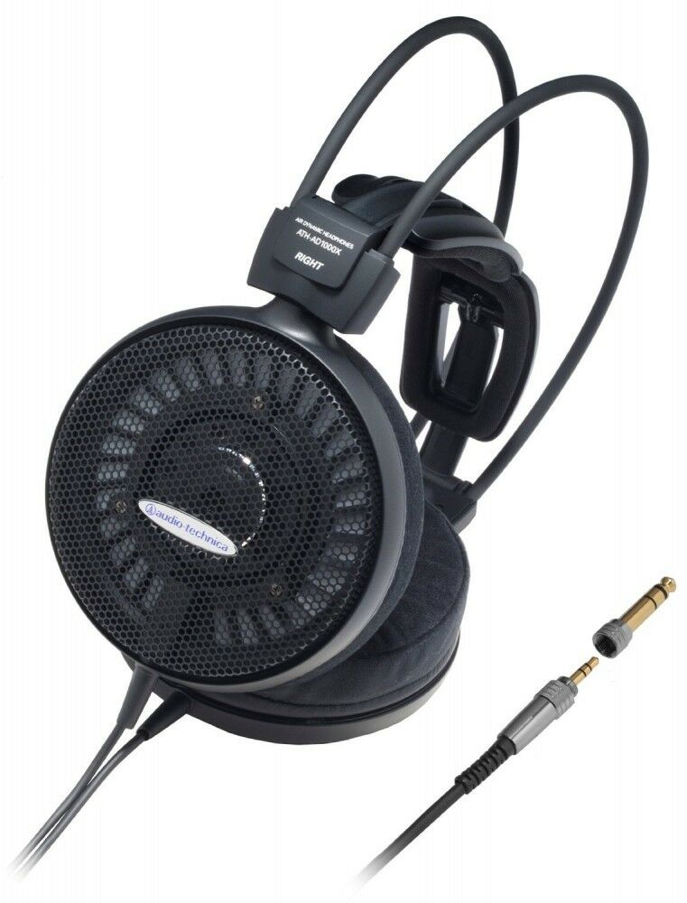 Audio-Technica ATH-AD1000X Audiophile Open-Air Headphones New Free Shipping