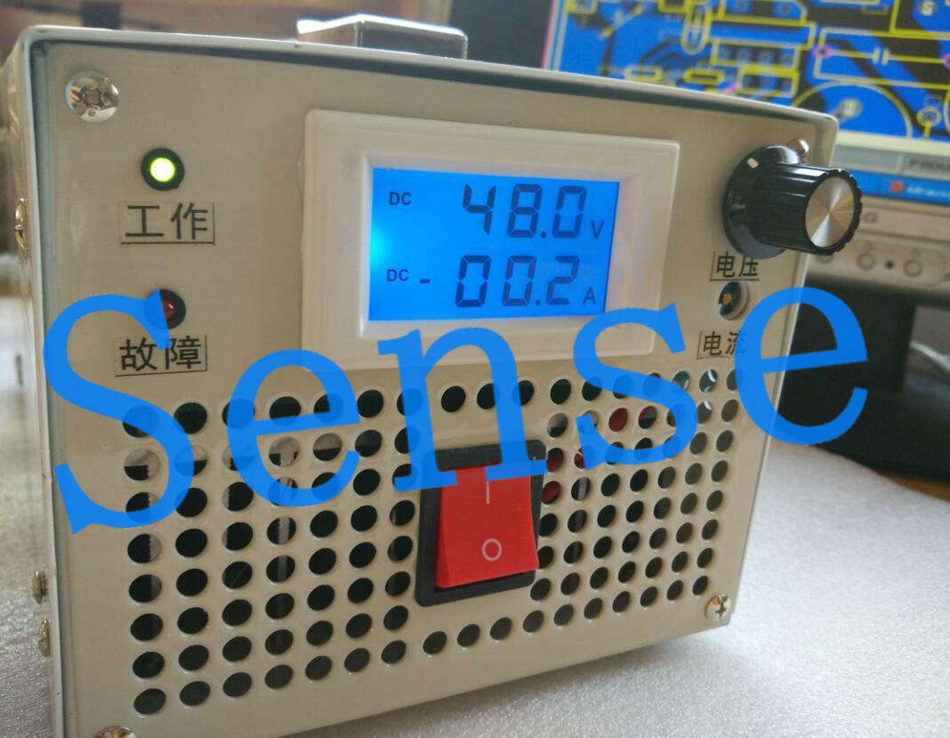 NEW 2000W 0-120VDC 16A Output Adjustable Switching Power Supply with Display