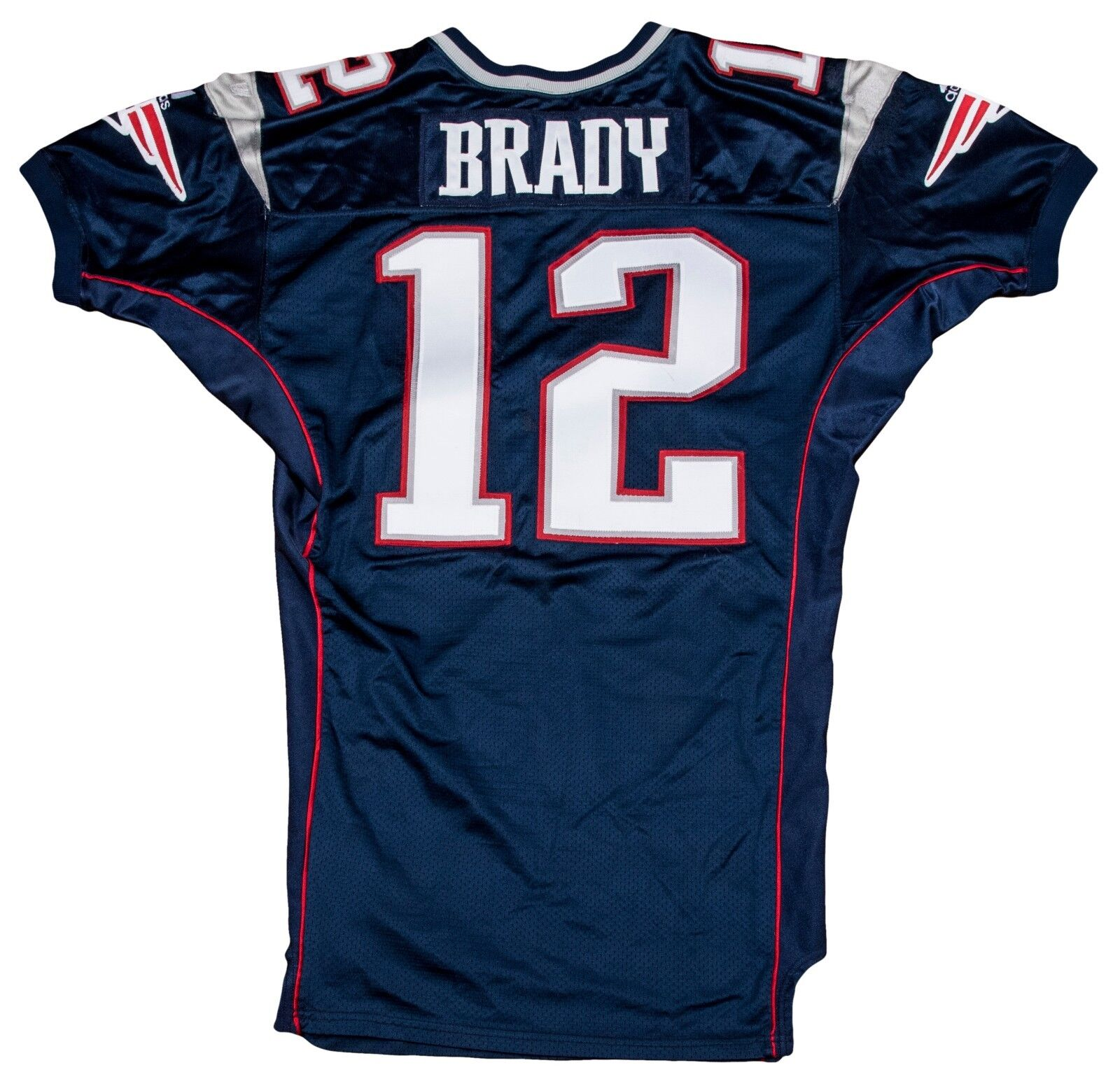 2000 Tom Brady Home Jersey - LIKELY FIRST HOME GAME JERSEY EVER WORN BY BRADY!!!