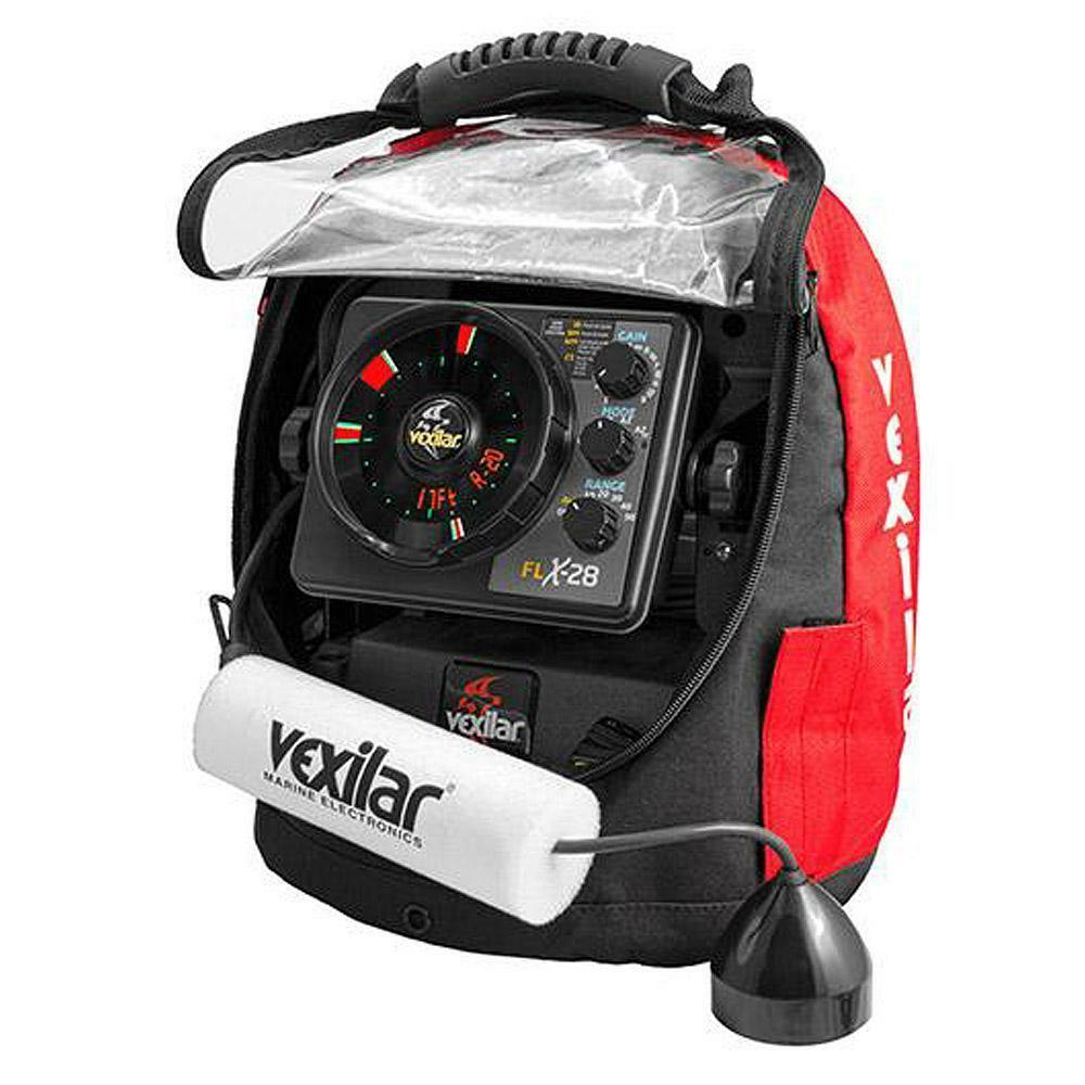 VEXILAR FLX-28 Ultra Pack W/ Pro View Ice Ducer UP28PV