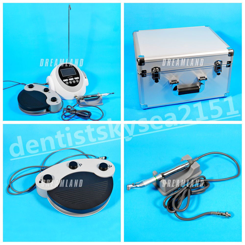 BLDC COXO Dental Swiss surgical brushless motor Implant Drill Handpiece system