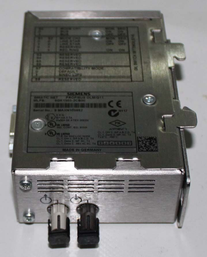 SIEMENS Profibus OLM 6GK1503-2CB00 6GK15032CB00 Photoelectric Conversion GERMANY