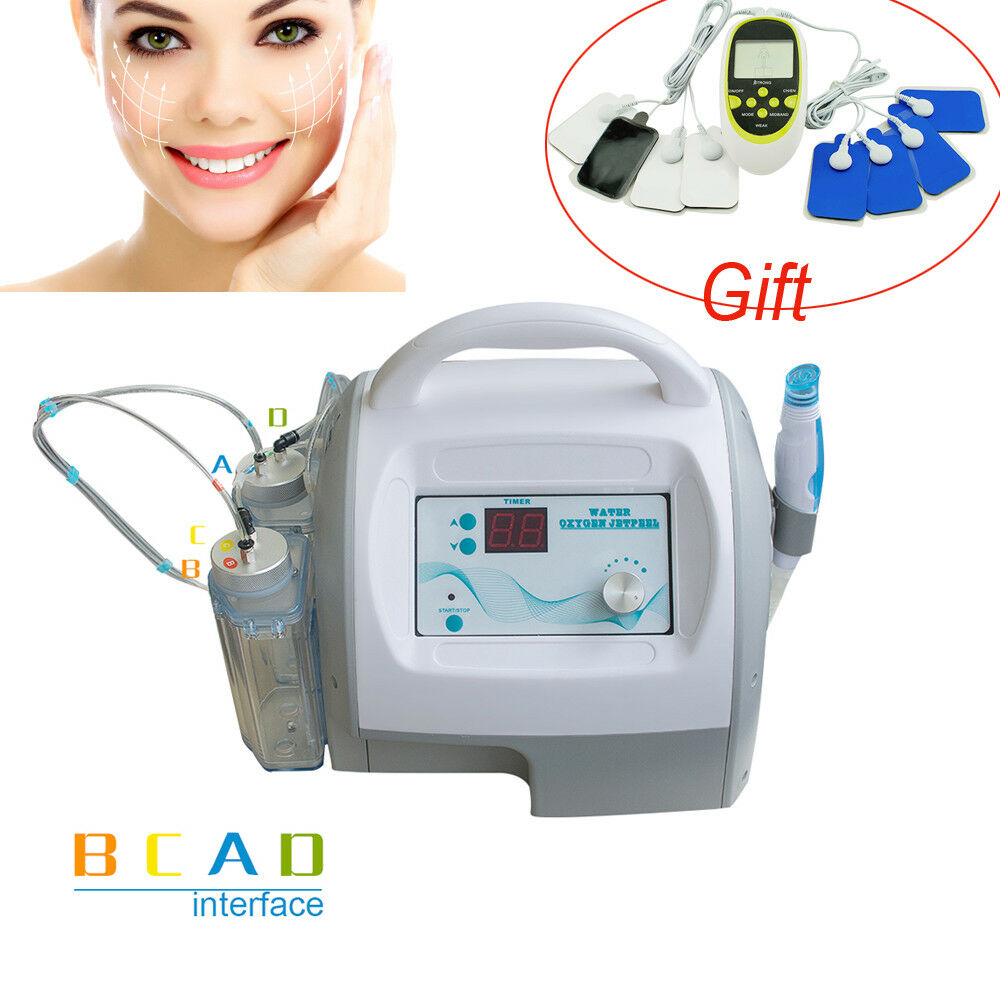 Hydro Dermabrasion Water Jet Facial Hydra Skin Care Beauty Salon SPA Device【USAã€'