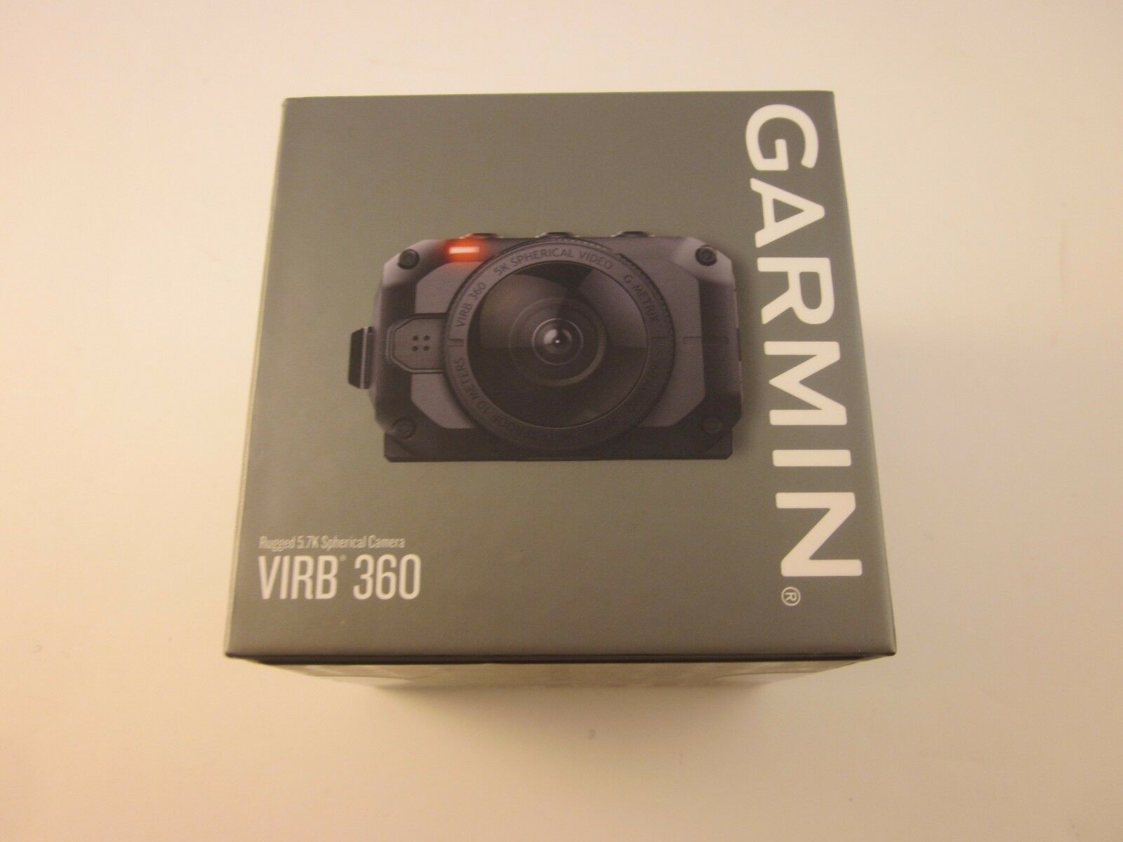 7597) BRAND NEW SEALED Garmin VIRB 360 Degree Action Camera