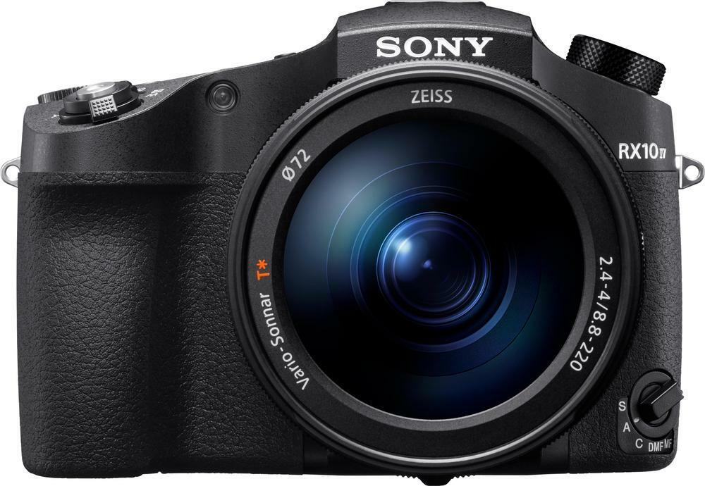Open-Box Excellent: Sony - Cyber-shot RX10 IV 20.1-Megapixel Digital Camera